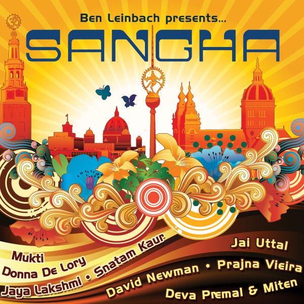 Ben Leinbach Presents Sangha CD cover