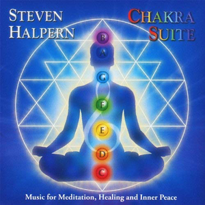 Chakra Suite CD cover
