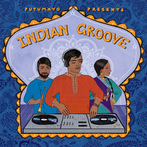 Indian Grooves CD cover