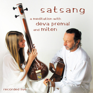 Satsang CD cover