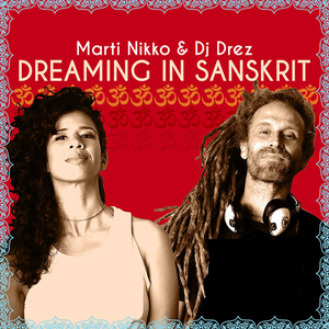 Dreaming In Sanskrit CD cover