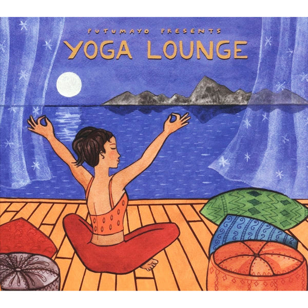 Yoga Lounge CD cover