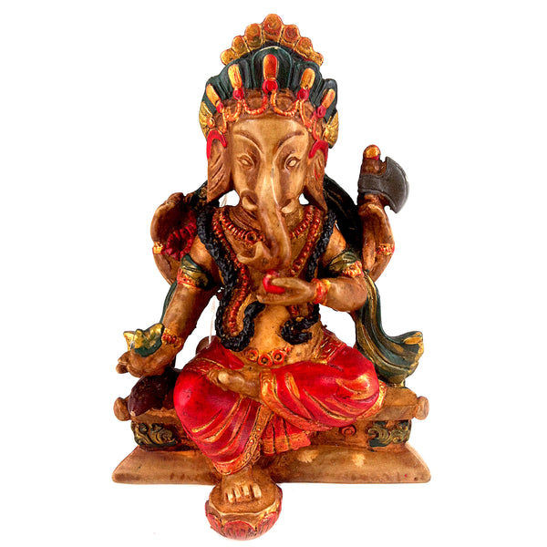 Ganesh Statue for Removing Obstacles and Moving Forward