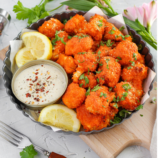 Buffalo Cauliflower Wings