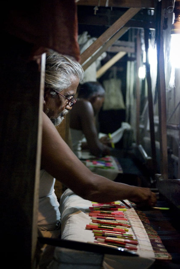 Weaving Traditions of India
