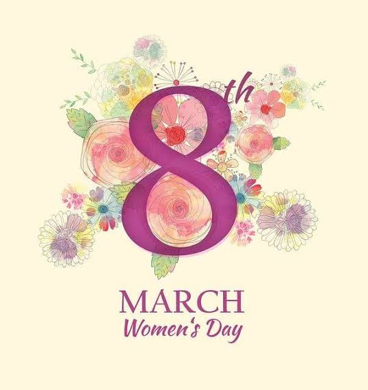 We are all each for equal - Happy Women's day