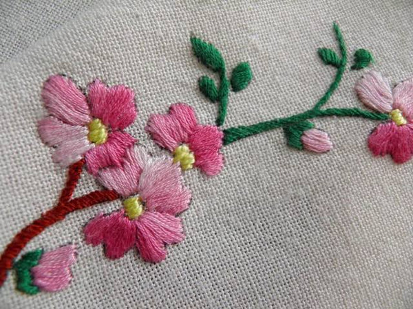 Some Unique Embroidery From Around The Country