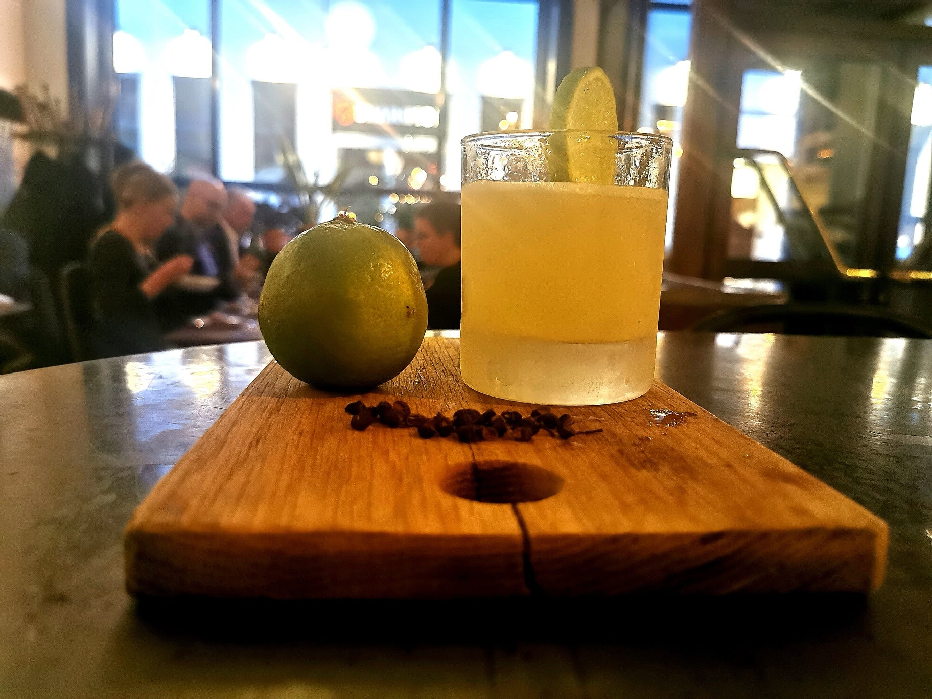 The Burmese Gimlet enters Malmö!
