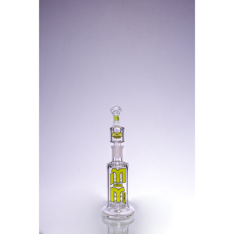 Image of Cannabis Dab Rig Micro Shower Bubbler