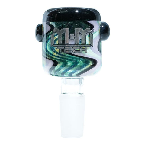 Image of Heady Colored Bowl by M&M Tech - M&M Tech Glass