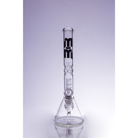 Waterpipe Mini Chandelier Beaker by M&M Tech - M&M Tech Glass