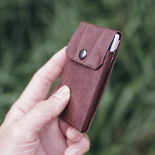 Load image into Gallery viewer, Kamino Card Wallet: Slim, Ultra-light Paper Wallet that Helps You Live Simply.