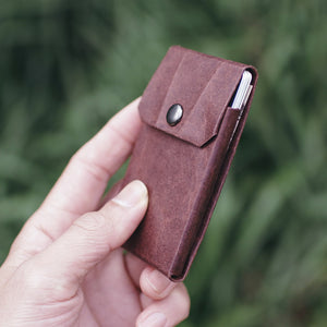 Kamino Card Wallet: Slim, Ultra-light Paper Wallet that Helps You Live Simply.