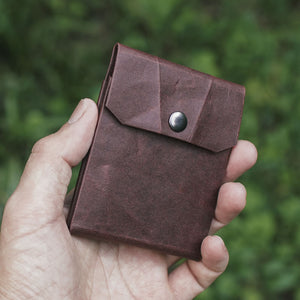 Kamino Cash Sleeve: Slim, minimalist, eco-friendly paper wallets that help you live simply.