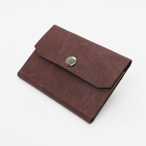 Kamino Coin Wallet: Slim, minimalist, eco-friendly paper wallets that help you live simply.
