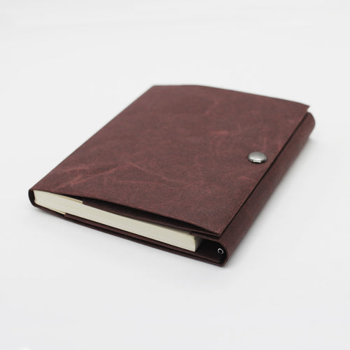 Notebook Cover A6 Magnetic Closure