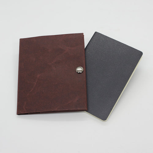 Notebook Cover Passport Magnetic Closure