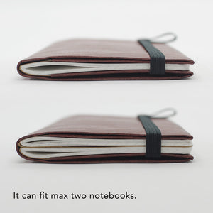 Notebook Cover Pocket