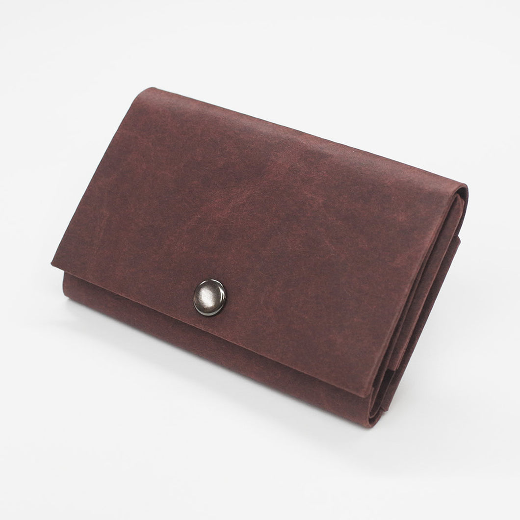 Wrap Wallet with Coin Pocket