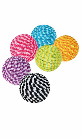 Ball Plastic and Nylon Cat Accessories Trixie