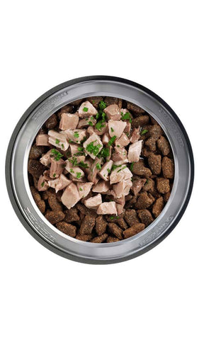 BELCANDO® MASTERCRAFT TOPPING TURKEY WITH PARSLEY Wet Dog Food Bewital