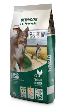 BEWI DOG® BASIC Dry Dog Food Bewital 800g