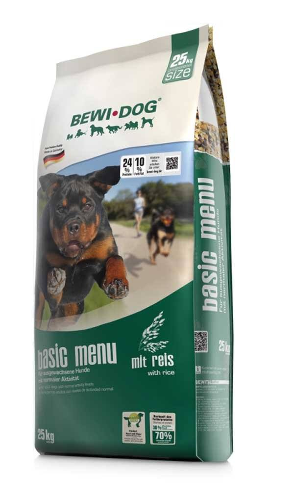 BEWI DOG® BASIC MENU Dry Dog Food Bewital