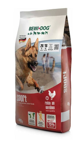 BEWI DOG® SPORT Dry Dog Food Bewital 800g