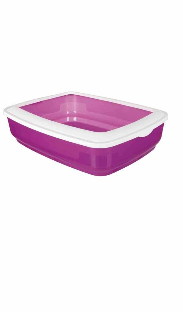Brisko CAt Litter Tray with Rim Trixie