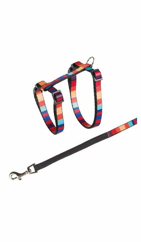 Cat Harness with leash Trixie