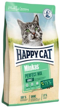 Happy Cat Minkas Perfect Mix Chicken, Fisch & Lamb Dry Cat Food Happy Pet