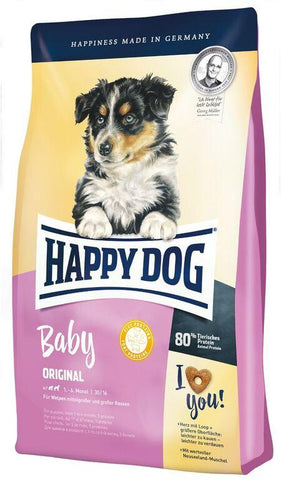 Happy Dog Baby Original Dry Dog Food Happy Pet