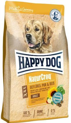 Happy Dog NaturCroq Chicken And Rice Adult Dry Dog Food Happy Pet