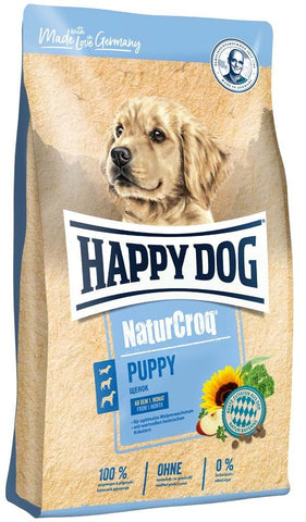 Happy Dog NaturCroq Puppies Dry Dog Food Happy Pet