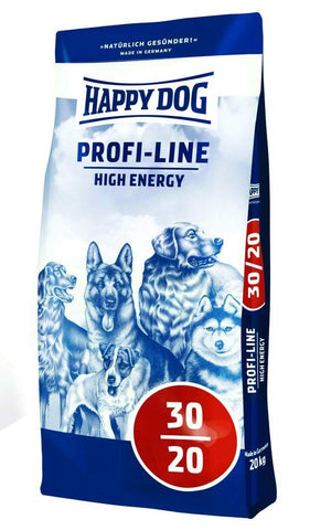 Happy Dog - Profi Line High Energy 30-20 Dry Dog Food Happy Pet