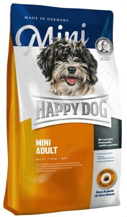 Happy Dog Supreme Mini Adult Dry Dog Food Happy Pet