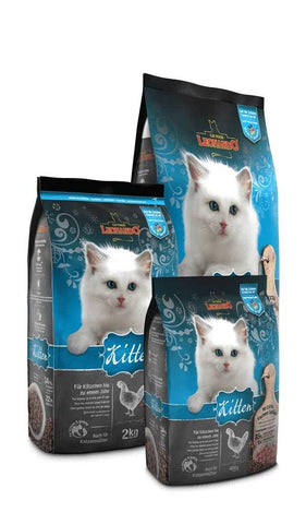 LEONARDO® KITTEN Dry Cat Food Bewital