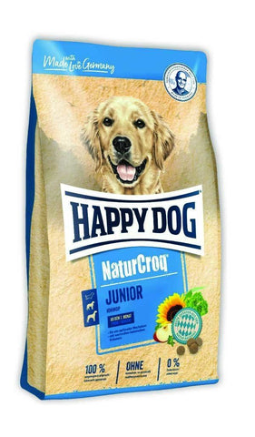 NaturCroq Junior Dry Dog Food Happy Pet
