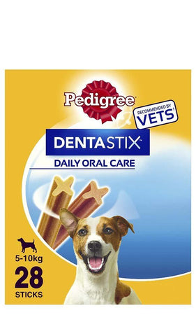 Pedigree Dentastix 28 pieces for Small Dogs Dog Treats Pedigree