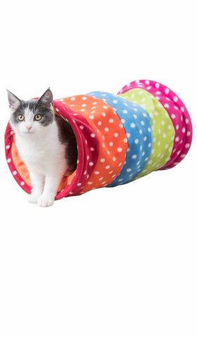 Playing Tunnel Cat Accessories Trixie