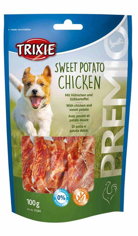 Premio Sweet Potato Chicken Trixie