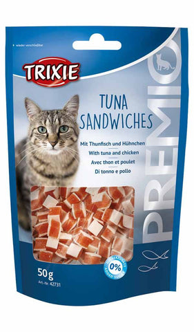 Premio Tuna Sandwiches 50g Trixie