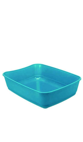 Trixie Classic Litter Tray Cat Accessories Trixie Blue