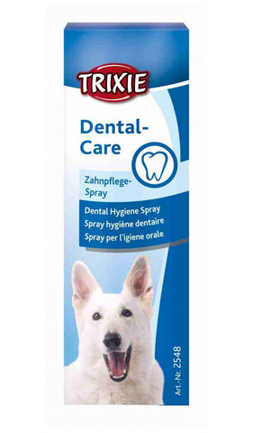 Trixie Dental Hygiene Spray 50ml Dog accessories Trixie
