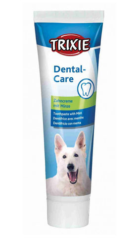 Trixie Dog Toothpaste with Mint 100g Dog accessories Trixie
