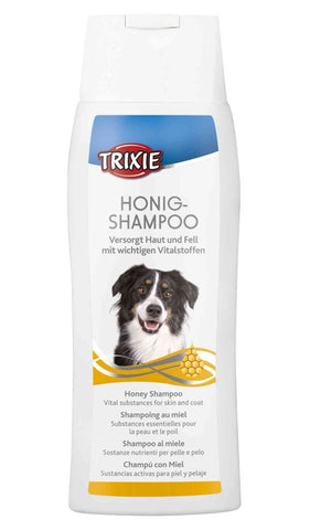 Trixie Honey Shampoo 250ml Dog accessories Trixie