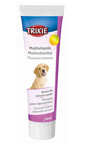 Trixie Multivitamins for Puppies 100g Supplements Trixie