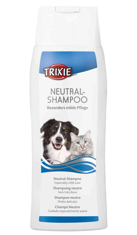 Trixie Neutral Shampoo 250 ml Cat Accessories Trixie