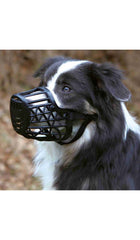 Trixie Plastic Muzzle Dog accessories Trixie