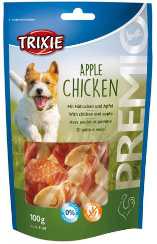 Trixie Premio Apple Chicken Dog Treats Trixie